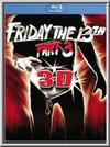 Friday The 13th: Part 3 (3D) (Blu-Ray)