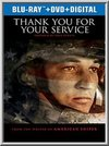 Thank You For Your Service (Blu-Ray + DVD + Digital HD)